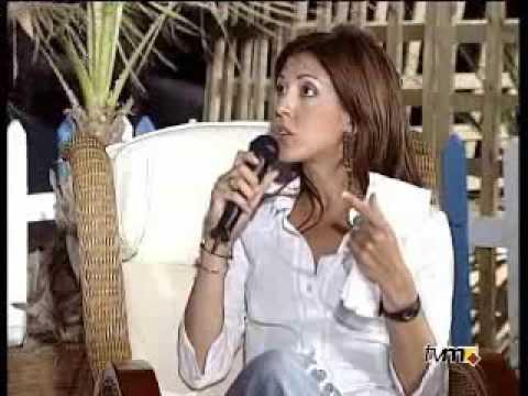 """Intervención en el programa """"Refréscate"""" de Televisión Murciana en donde Eugenio realiza una hipnosis"""