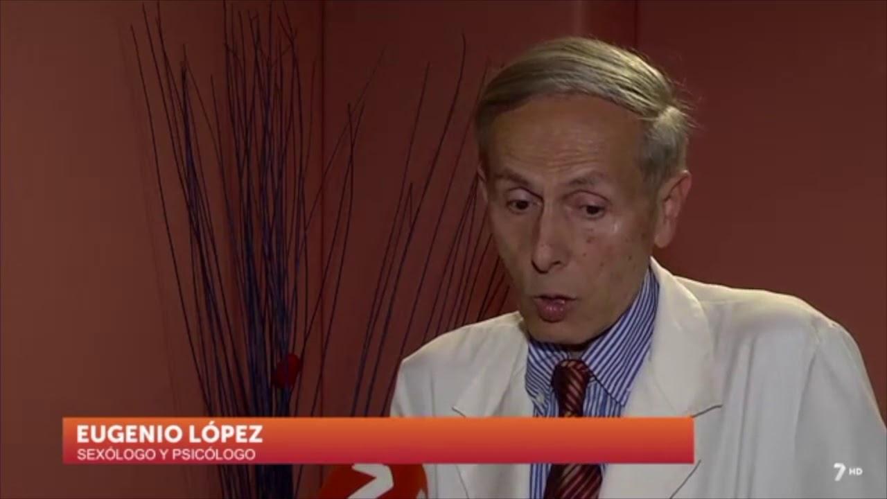 Intervención en las noticias de 7 Región de Murcia hablando sobre la influencia de las drogas en el sexo